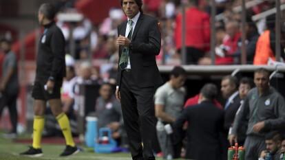 El director técnico uruguayo consiguó el pase a su primer Liguilla, pero no hay que subestimar ya que el Santos llega como líder general de la competición.