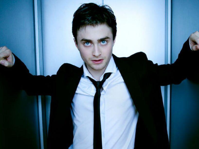 16. Daniel Radcliffe: El actor de Harry Potter siempre ha negado los rumores pero tampoco le conocemos una pareja estable.
