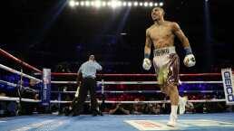 Saluden al primer campeón mundial de Honduras, Teofimo López