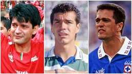 Goleadores históricos del fútbol mexicano por equipos