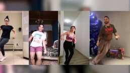 Tiktokers se burlan de Maluma y lo imitan cayéndose 'de borracho'