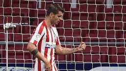¡Un regalo del VAR! Morata habló de su gol vía penal