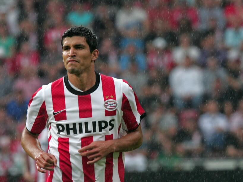 Erick Gutiérrez fue convocado para el encuentro, pero no ingresó a la cancha.