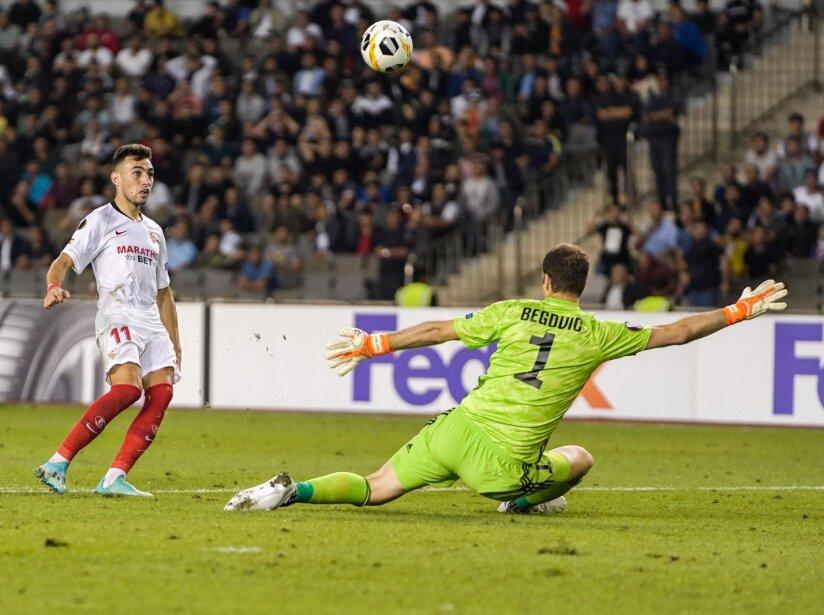 Qarabag vs Sevilla, UEFA Europa League.jfif