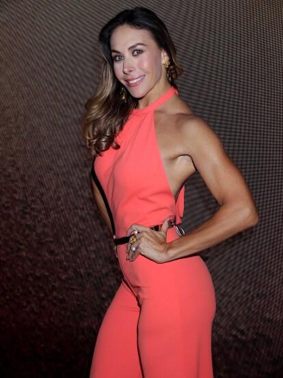 Vanessa Guzmán no solo es una de las actrices más guapas y talentosas en México, sino la orgullosa madre de dos hijos: José Eduardo y Uberto.