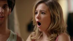 Miranda descubre a Paco con Masha