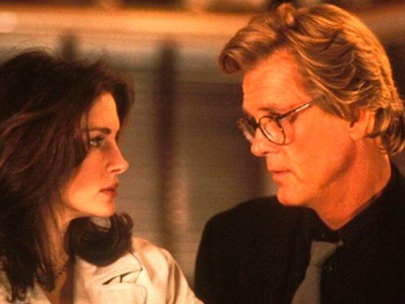Nick Nolte odiaba la actitud de Julia Roberts durante la filmación de I Love Trouble.