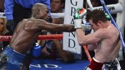 Saunders se inspira en Mayweather para pelear con Canelo