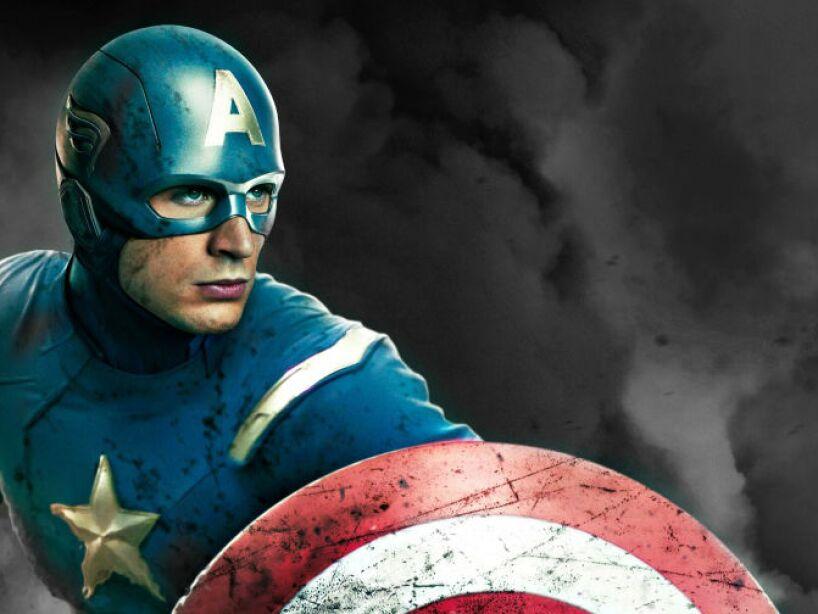 Captain America: The First Avenger (2011): Nacido durante la Gran Depresión (años 30), este héroe cobró vida de la mano de Chris Evans.