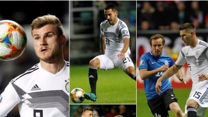 Estas escuadras se han encontrado sólo en cuatro ocasiones. Alemania se ha llevado las cuatro victorias.