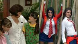 Antes de 'Rebelde', Dulce María y Zoraida Gómez actuaron juntas desde chiquitas en 'Mujer, Casos de la Vida Real'