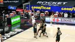 Jamal Murray brilló en la victoria de los Nuggets