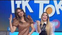 """""""Mateo quiere que haga Tik Toks"""": Galilea Montejo se unen a la fiebre de los divertidos videos"""