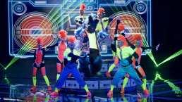 """Cebra deja toda su energía en el escenario al ritmo de """"Party Rock Anthem"""""""