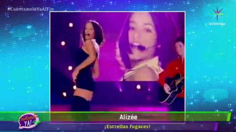 ESTRELLAS FUGACES: La corta trayectoria de Alizée