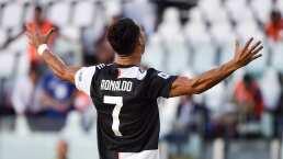 Cristiano Ronaldo persigue uno de los pocos récords que le faltan con Juventus