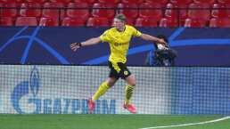 Haaland no para de marcar goles en Champions League
