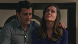 Raúl quiere ayudar a Cecilia