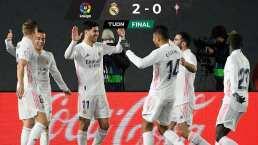 Con goles de Vazquez y Asensio, el Real Madrid vence al Celta