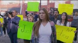 Padres exigen justicia para violador de niños