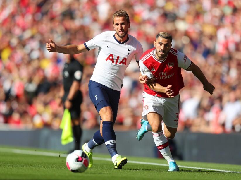 Arsenal FC v Tottenham Hotspur - Premier League