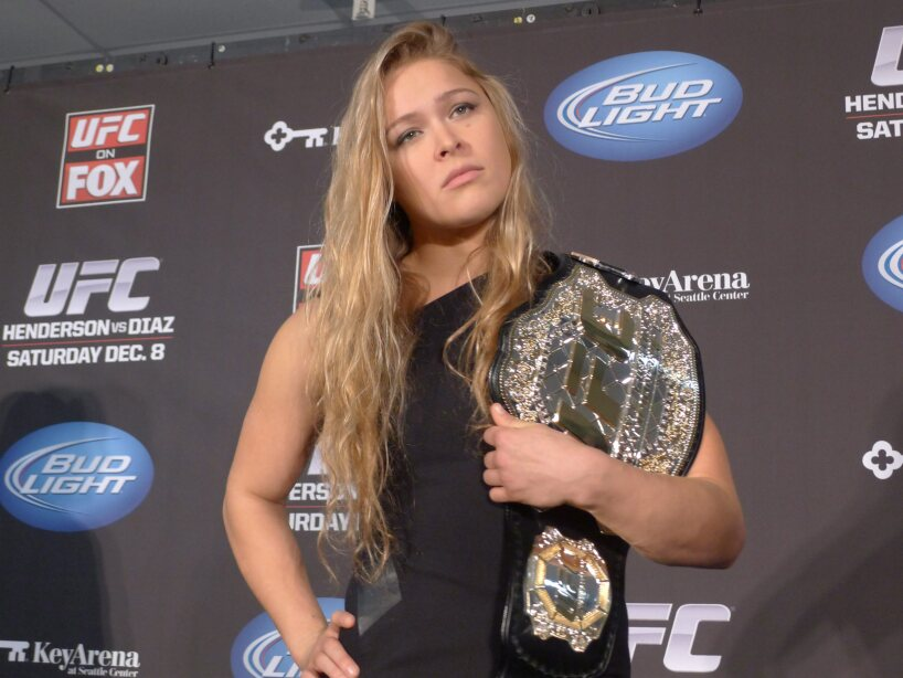 UFC Rousey MMA