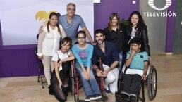 ¡Conductores de HOY visitan el CRIT Estado de México!