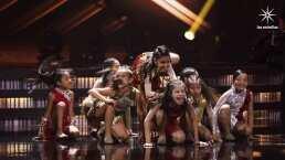 Del baile de Juanpa Zurita al canto de Galilea Montijo, esto no se vio de Pequeños Gigantes 2020