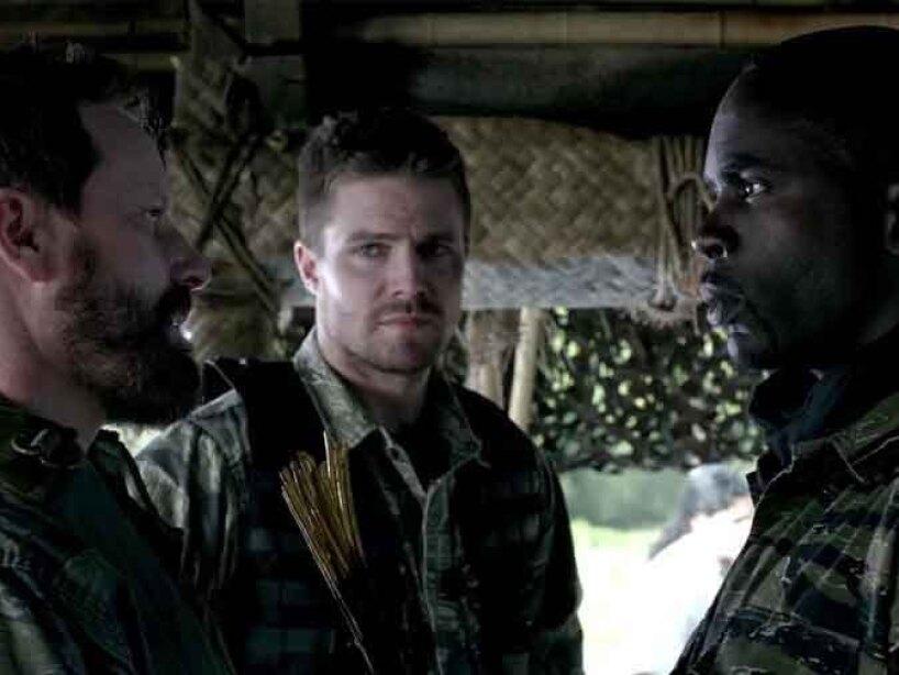 15. Jimmy Akingbola y Ryan Robbins: Saldrán en el thriller sci-fi Spectral, un grupo de agentes especiales.