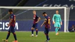 La devastadora foto de Messi y Ter Stegen que se viralizó