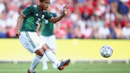 Giovani dos Santos es la bomba de Las Águilas para el Apertura 2019