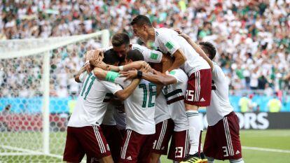 México venció a Corea del Sur en el Mundial de Rusia 2018 con goles de Vela y Chicharito, por los coreanos descontó Son, el atacante del Tottenham.
