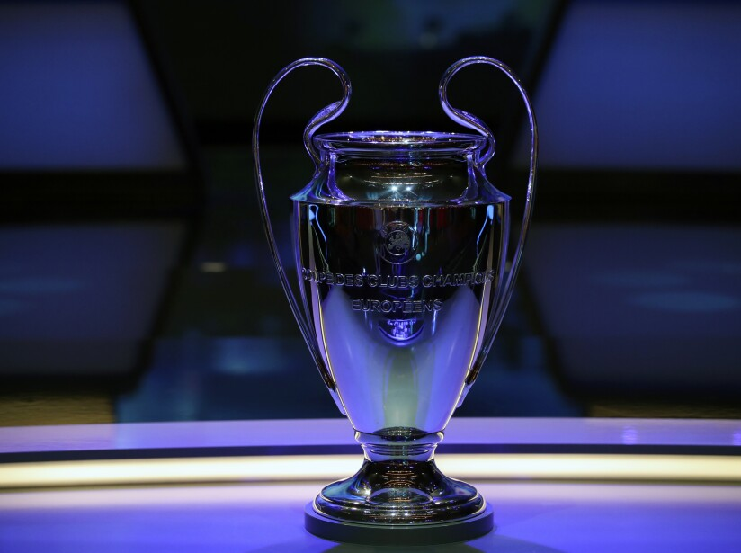 Monaco Soccer Champions League Draw