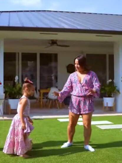 Adamari López tiene una lujosa casa junto a Toni Costa y Alaïa en Miami. Conoce desde el cuarto de juegos de su hija hasta su impresionante jardín