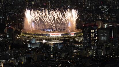 ¡Llegó el día! Los Juegos Olímpicos dieron inicio de forma oficial con la ceremonia de inauguración