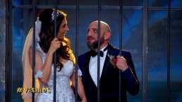 Así fue como 'Silvita' y 'Luis' se dieron el 'sí' en su inusual boda en 'Vecinos'