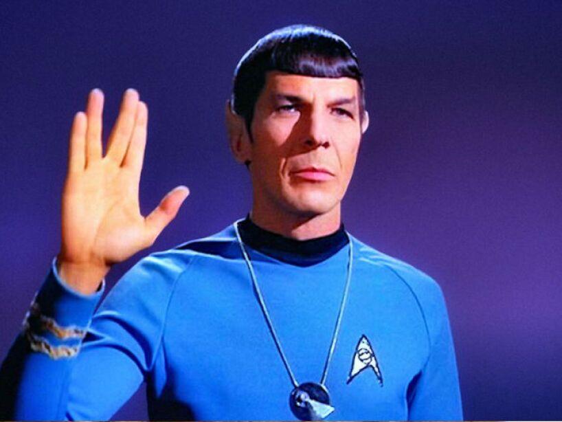 Spock: De origen Vulcano, este famoso personaje de Star Trek es el favorito de Sheldon Cooper y logró la aceptación gracias a Leonard Nimoy.