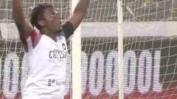 Joao Maleck hace gol a una semana de su regreso