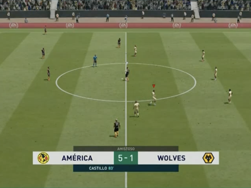 eAmistosos, América vs Wolves, 2.png