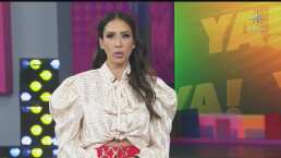 Cynthia Urías despide de manera emotiva a integrante de 'Cuéntamelo ya!'