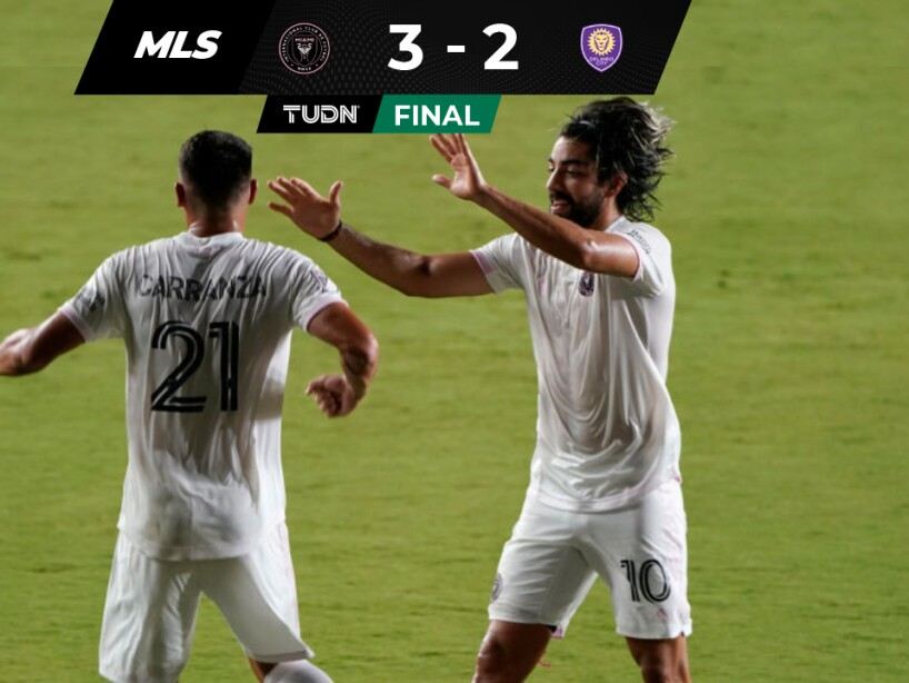 Inter Miami 3-2 Orlando City