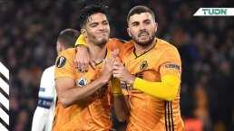 Raúl da el triunfo y lo dedica a Bajrić por noquearlo tras chilena