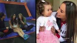 Inés Gómez Mont admite que ella quería una niña: 'qué bueno que llegó, sino estaría otra vez embarazada'
