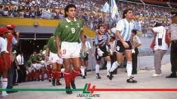 ¡Era un equipazo! Este Tricolor se desperdició para Italia 90