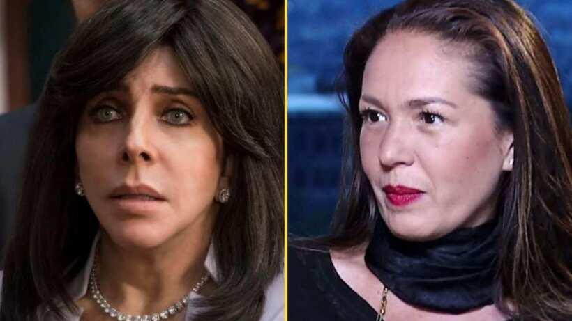 """""""¡No soy lesbiana!"""": Verónica Castro le pone un alto a Yolanda Andrade"""