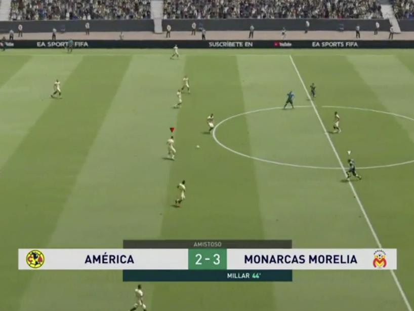 eLiga MX, Morelia vs América, 16.png
