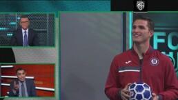 Sebastián Jurado es observado desde el futbol del viejo continente