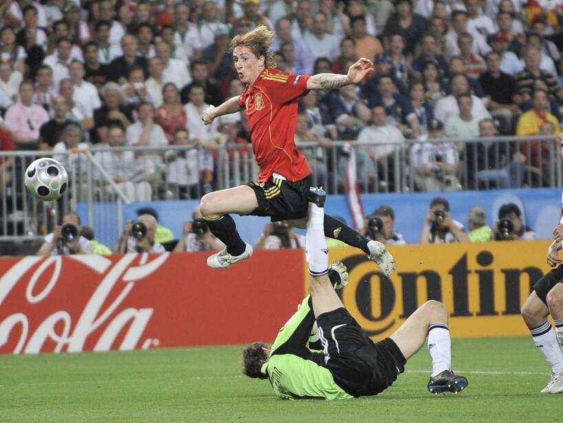Fernando Torres, Jens Lehmann
