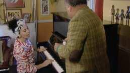 Vecinos: El piano de Doña Magda