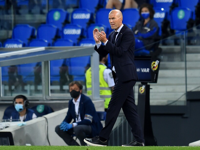 Real Sociedad v Real Madrid CF - La Liga